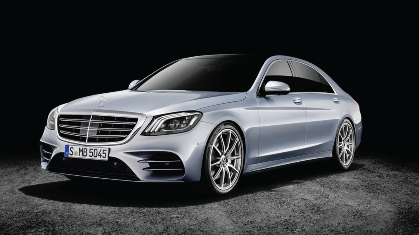 …and MERCEDES BENZ
